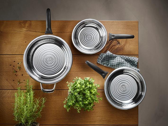Heiße Küchenerlebnisse mit den neuen HotPans