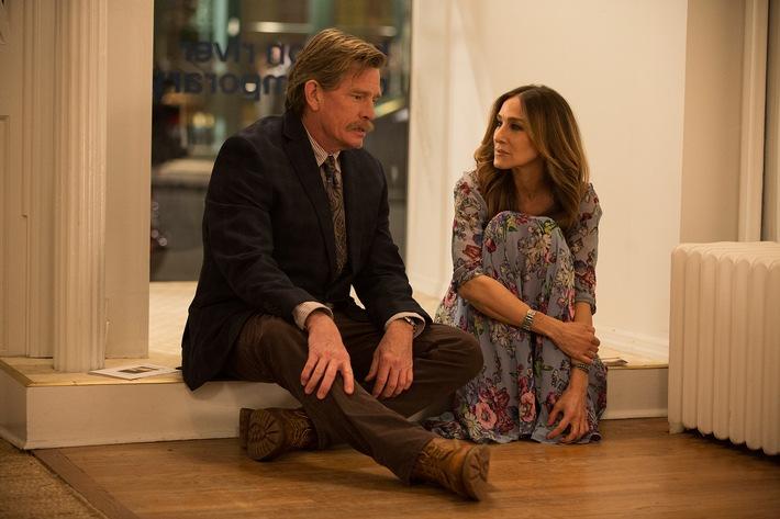 "Sarah Jessica Parkers neue Comedyserie ""Divorce"" ab 9. Oktober exklusiv bei Sky"