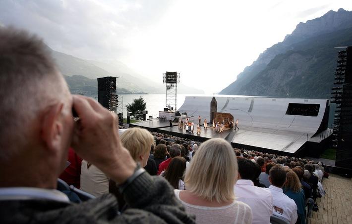 """""""Heidi - Das Musical"""": Ferienregion Heidiland - Von der Vision zum Grosserfolg in gut nur einem Jahr"""