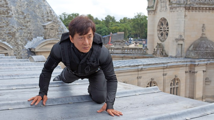 RTL II: Sechs Mal Comedy-Action mit Jackie Chan