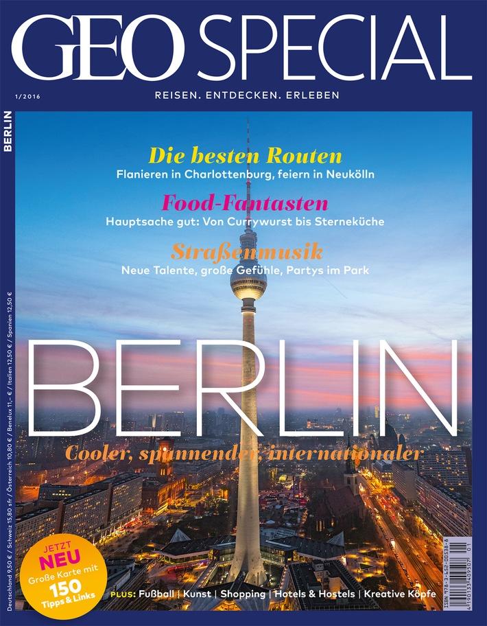 GEO SPECIAL Berlin im Handel erhältlich