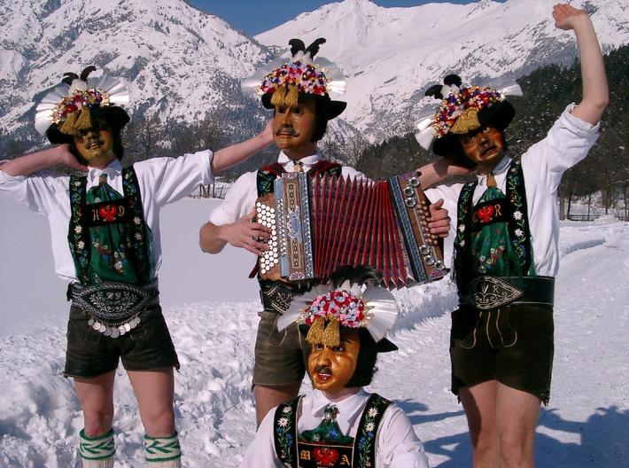 Zauberhafter Winter in der Kristallregion Hall-Wattens - BILD