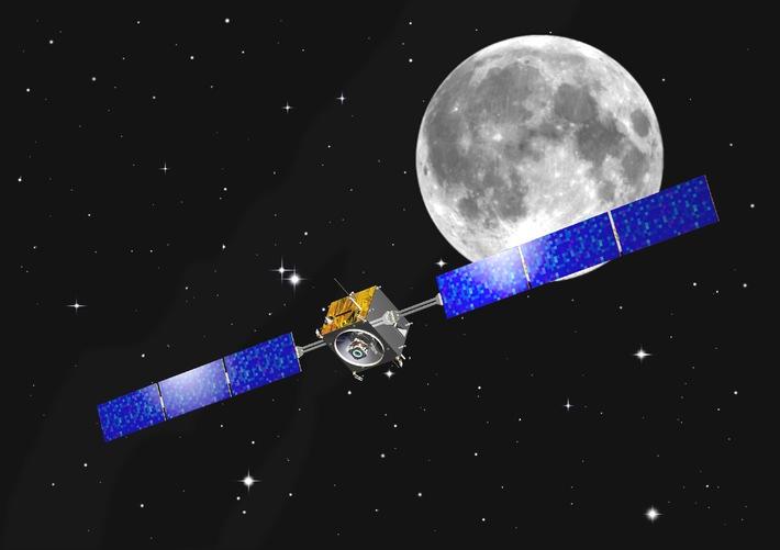 Abschluss von SMART-1, Europas erster Mondmission