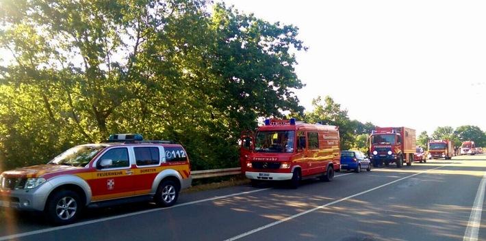 FW-GE: Einsatzreicher Sonntag für die Taucherstaffel der Feuerwehr Gelsenkirchen