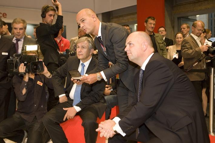 Vodafone auf der IFA 2009