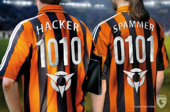 Fußball-WM 2014: G DATA warnt vor bösen Cyber-Fouls / So schützen sich Fans effektiv vor Online-Betrug, Malware-Fallen und Datendiebstahl