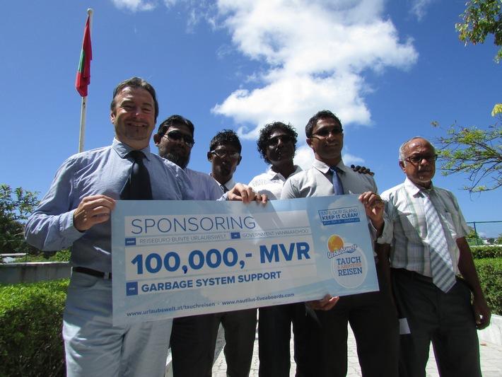 Schützt die Malediven – Müllproblem bringt das Urlaubsparadies in Gefahr
