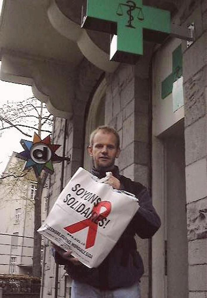 Les Don Juan se protègent (Aide Suisse contre le Sida)