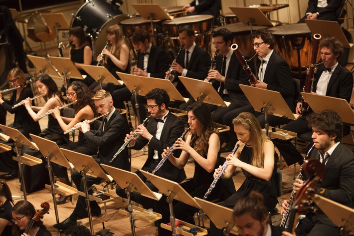 SJSO Schweizer Jugend-Sinfonie Orchester - Herbsttournee 2016