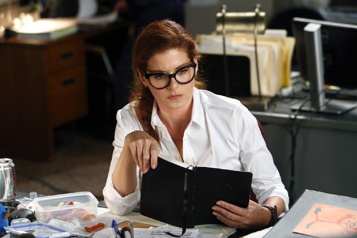 "Gut mit bösen Jungs: Debra Messing ermittelt als ""Detective Laura Diamond"" ab 2. Februar um 20:15 Uhr in SAT.1"