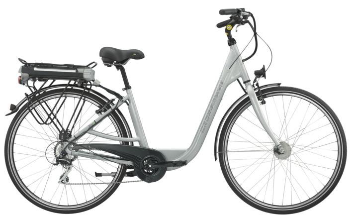 Migros ruft E-Bike-Akkus des Modells Crosswave  Ezy- E ED 1.2. zurück