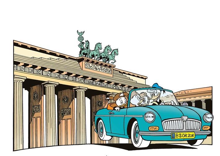 Die Ducks in Berlin!