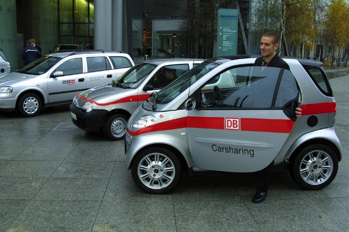 DB Carsharing geht an den Start