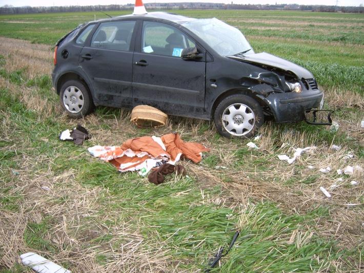 POL-HI: Tödlicher Verkehrsunfall