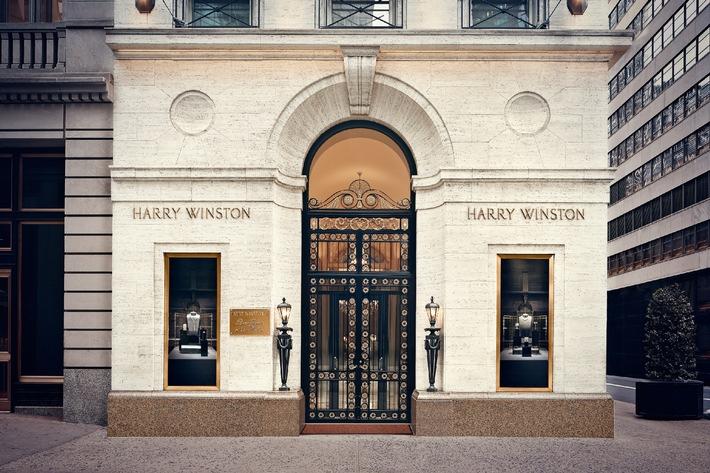 HARRY WINSTON, INC. annonce la signature d'un partenariat historique avec la fondation amfAR