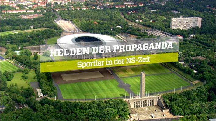 Helden der Propaganda: ZDFinfo-Doku über Sportler in der NS-Zeit