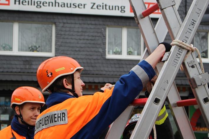 FW-ME: Feuerwehr für Jung und Alt (Meldung 5/2016)