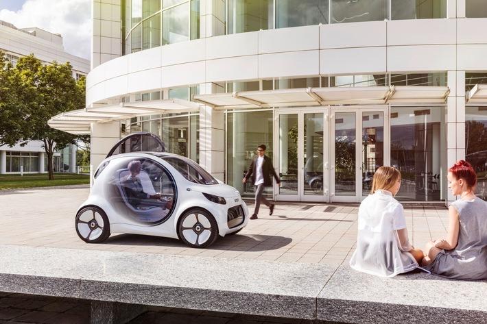 So sieht das Carsharing der Zukunft aus