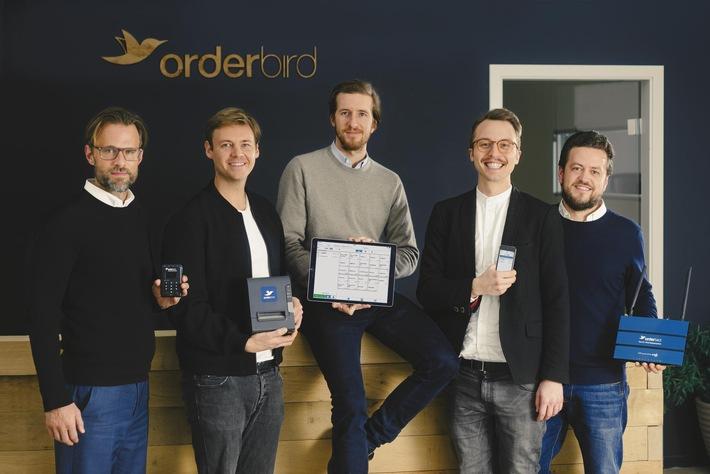 orderbird schließt Finanzierungsrunde über 20 Millionen Euro ab: Digital+ Partners, METRO GROUP und Concardis investieren in iPad-Kassensystem