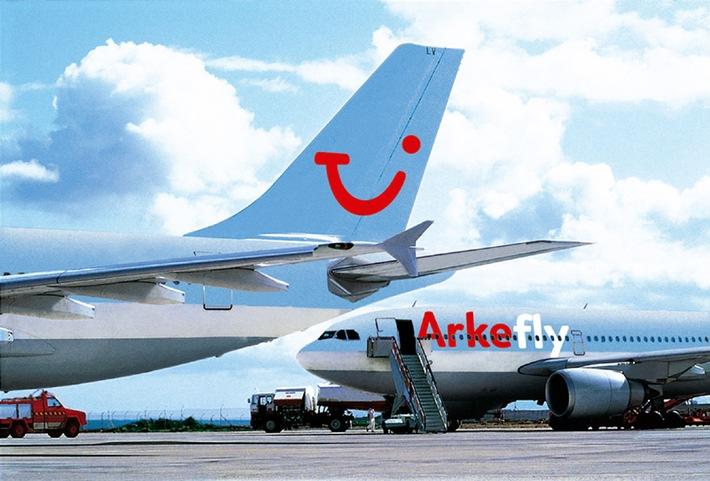 Neue Langstreckenflüge im Winter 06/07 ab Basel-Mulhouse: Mit Arkefly in die Karibik fliegen