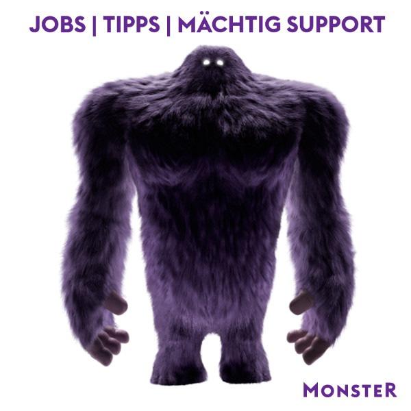 Neue landesweite Werbekampagne bringt das Monster zurück zu monster.de