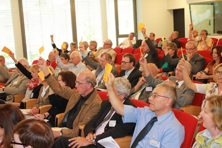 Assemblée de la fondation de Pro Senectute - l'organisation au service des personnes âgées est prête pour les 100 prochaines années