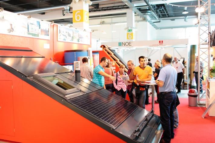 La 44e édition de Construire et Moderniser: un véritable pôle d'attraction / Centre de Foires de Zurich, du 5 au 8 septembre 2013 (IMAGE + ANNEXE)