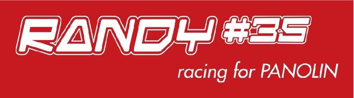 Schweizer Schmierstoffspezialist unterstützt Schweizer Spitzensportler - PANOLIN mit Randy Krummenacher in die MOTO GP