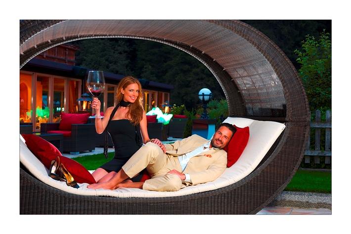 Hotel mit mineralischen Energiezentren - BILD