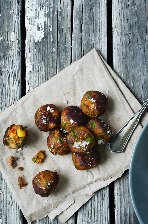 Lebensmittel bei IKEA werden gesünder und nachhaltiger / Neu im Sortiment: vegetarische Gemüsebällchen GRÖNSAKSBULLAR