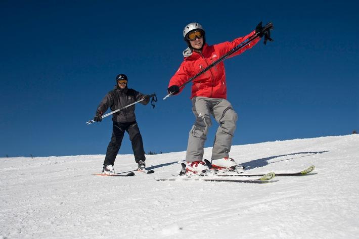 Jede Menge los in Oberösterreichs größter Skiregion