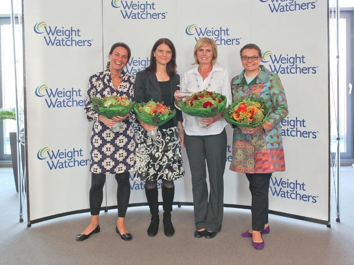 Jeder kann es schaffen / WeightWatchers Award 2010 verliehen (mit Bild)