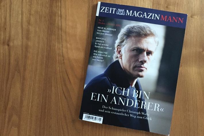 BLOGPOST: Neu in zimpel: ZEITmagazin MANN - Ein Männermagazin ohne Männermagazin