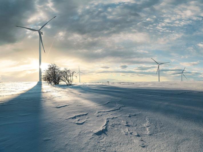 Projet de parcs éoliens Fosen en Norvège / BKW et Credit Suisse Energy Infrastructure Partners participent au plus grand projet de parcs éoliens terrestres d'Europe