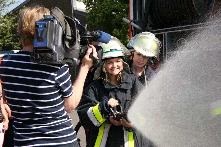 FW-E: Girls´day 2007 bei der FeuerwehrEssen, Fotobeilage