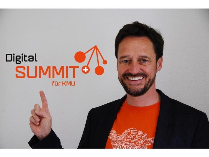 Digital Summit für KMU startet mit über 80 Top Partnern