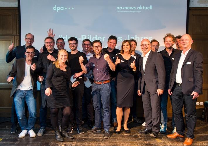 news aktuell präsentiert die dpa-Bilder des Jahres