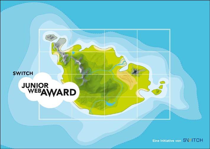 Switch - Der Countdown zum Junior Web Award läuft