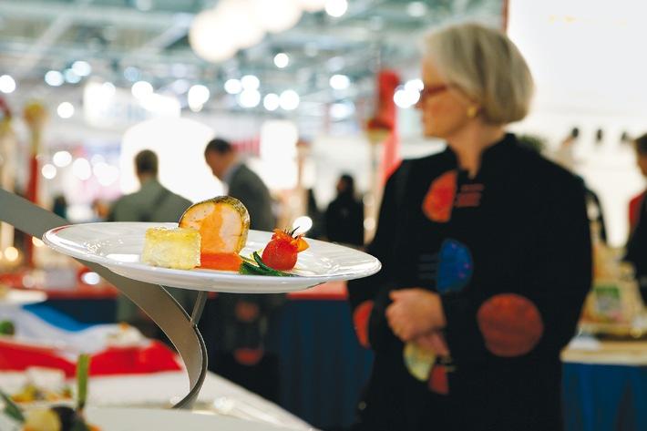 Igeho | Mefa | Lefatec | Salon Culinaire Mondial 2013: Un nouveau toit, un pôle d'attraction du public et une première