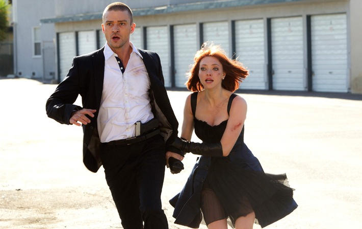 """Hast du mal 'ne Minute? Justin Timberlake hat keine Zeit in """"In Time"""" am Ostersonntag auf ProSieben"""