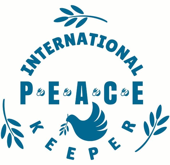 """""""International Peace Keeper"""" / Das neue Unternehmersiegel für Friedensmanagement"""