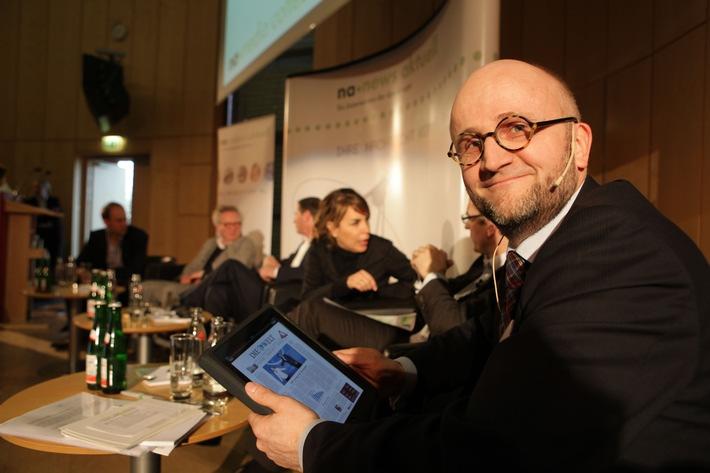 iPad erste Ikone des mobilen Internets: Bald journalistische Beiträge im Einzelverkauf?
