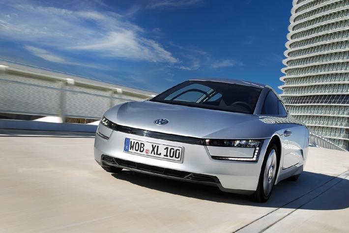 Volkswagen Modelloffensive auf dem Genfer Auto-Salon: sechs neue Golf, neuer Jetta Hybrid, neuer XL1 und neuer cross up! (BILD)