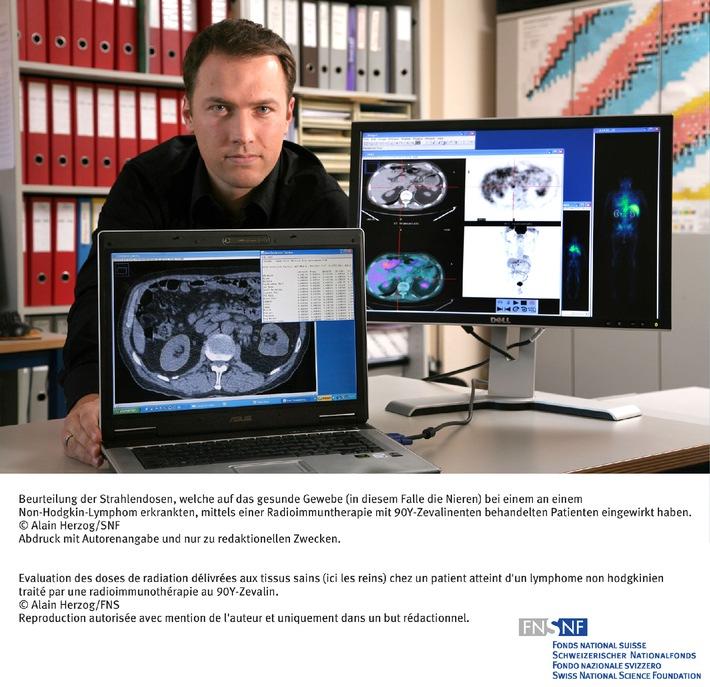 SNF: Bild des Monats September 2008: Strahlentherapie