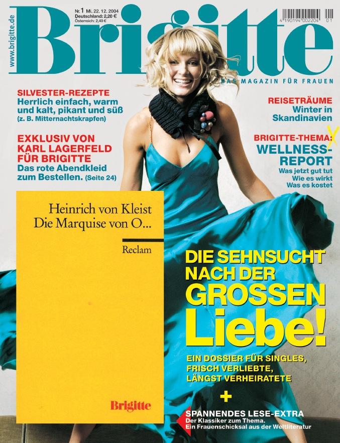 BRIGITTE-Kooperation mit dem Verlag Philipp Reclam junior: Lese-Extra für BRIGITTE-Leserinnen