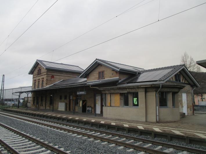 Kulturdenkmal Auerbacher Bahnhof - Schlagregensicherheit und Luftdichtheit fachgerecht gelöst
