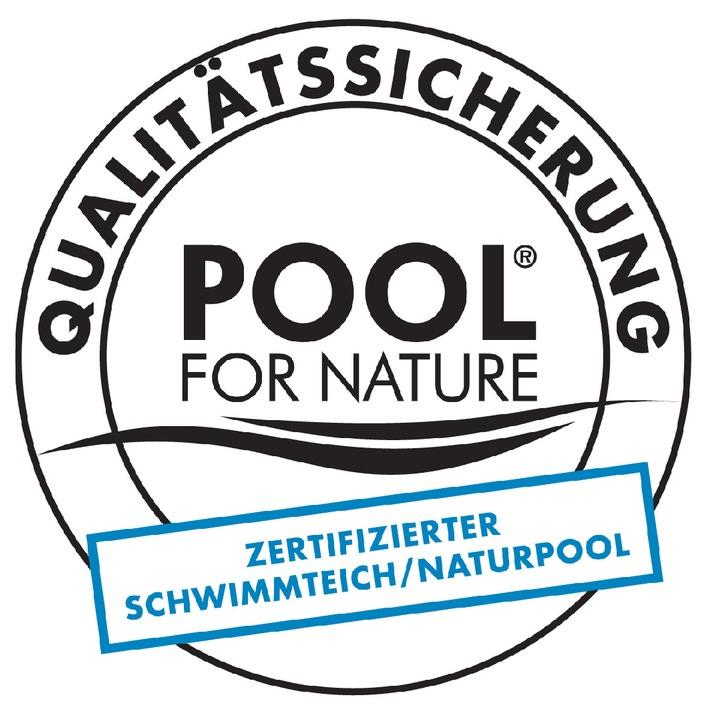 POOL FOR NATURE: Glasklarer Badespaß - für Jahre und Jahrzehnte