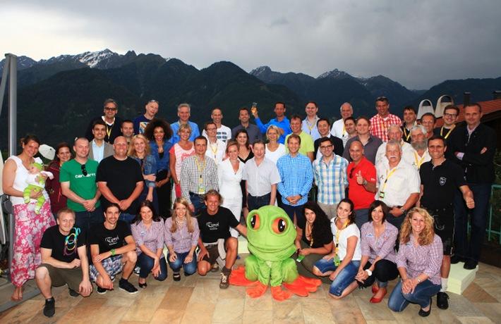 Wetterstars feiern offiziellen Sommerbeginn in Tirol - BILD
