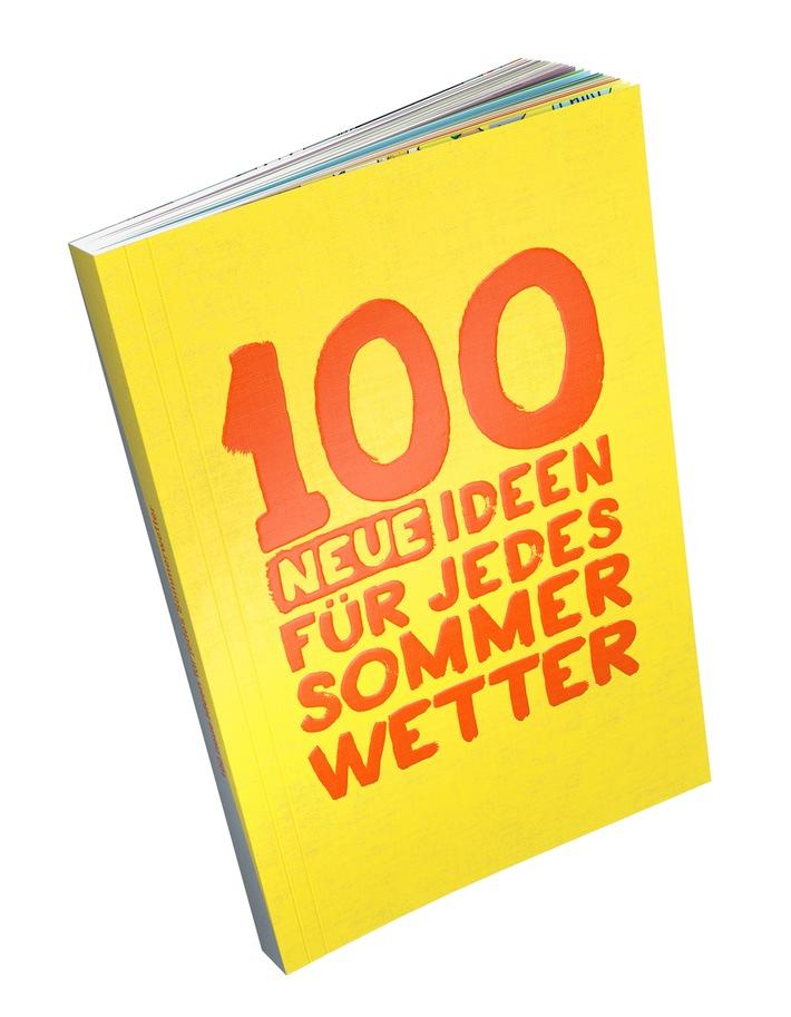 Migros: Ein Buch mit 100 neuen Ideen für jedes Sommerwetter