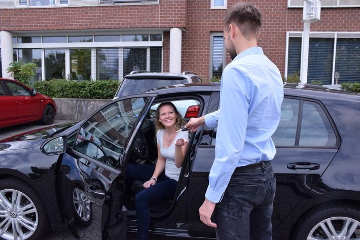 Auto teilen - aber sicher